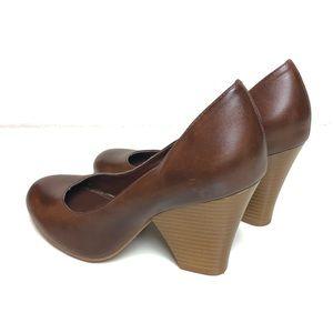 Dr. Scholl's Brown Heels